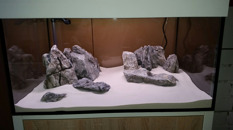 Aquascaping by christian tyburski for Aquarium heizen